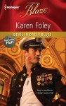 Devil in Dress Blues - Karen Foley
