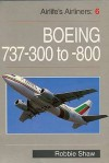 Boeing 737 (Airlife's Airliners) - Robbie Shaw