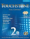 Touchstone 2b Full Contact [With DVD] - Michael McCarthy, Jeanne McCarten, Helen Sandiford