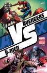 The Avengers vs. The X-Men (#2) - Steve McNiven, John Dell, Morry Hollowell, Kieron Gillen, Salvador Larroca, Jim Charalampidis