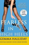 Fearless in High Heels (A High Heels Mystery, #6) - Gemma Halliday