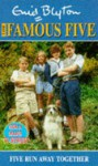 Five Run Away Together (Famous Five TV Tie-Ins) - Enid Blyton