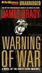 Warning of War (Audio) - James Brady, Dick Hill