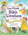 Five-Minute Bible Devotions for Children: Stories from the New Testament - Pamela Kennedy