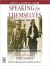 Speaking for Themselves, Volume 1: The Personal Letters of Winston and Clementine Churchill - Lady Mary Soames, Eleanor Bron, Michael Jayston
