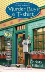 Murder Buys a T-Shirt (A Haunted Souvenir) - Christy Fifield
