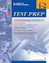 Spectrum Test Prep, Grades 1-2 - School Specialty Publishing, Vincent Douglas, McGraw-Hill Publishing, Spectrum