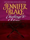 Challenge to Honor - Jennifer Blake