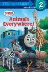 Animals Everywhere! (Thomas & Friends) - Wilbert Awdry, Richard Courtney