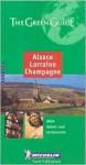 Alsace-Lorraine-Champagne - Michelin Travel Publications