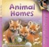 Flip The Flaps: Animal Homes - Judy Allen, Simon Mendez