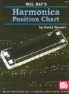 Mel Bay's Harmonica Position Chart - David B. Barrett