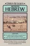Listen & Learn Modern Hebrew - Dover Publications Inc.
