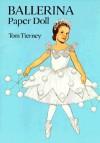 Ballerina Paper Doll - Tom Tierney
