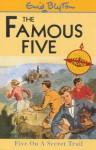 Five On A Secret Trail - Enid Blyton