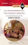 The Savakis Merger - Annie West