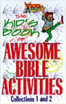 Bible Crosswords For Kids: Collections 1 And 2 (Kid Stuff) - Ken Save