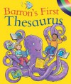 Barron's First Thesaurus - Andrew Delahunty