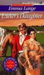 Exeter's Daughter - Emma Lange