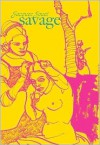 Savage (French Literature Series) - Jacques Jouet, Amber Shields