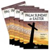 Palm Sunday to Easter Pamphlet (5 Pack) - Rose Publishing