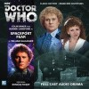 Spaceport Fear (Doctor Who) - William Gallagher, Colin Baker, Bonnie Langford