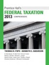 Prentice Hall's Federal Taxation 2013 Comprehensive Plus New Myaccountinglab with Pearson Etext -- Access Card Package - Thomas R. Pope, Kenneth E. Anderson