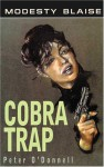 Cobra Trap (Modesty Blaise, #13) - Peter O'Donnell