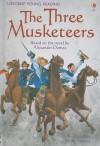 The Three Musketeers - Rebecca Levene, Victor Tavares