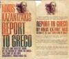 Report to Greco - Nikos Kazantzakis, P. A. Bien