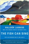 The Fish Can Sing - Halldór Laxness