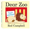 Dear Zoo Touch and Feel Book - Rod Campbell