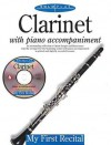 Solo Plus - My First Recital: For Clarinet [With CD] - David Pearl, Hal Leonard Publishing Company