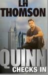 Quinn Checks in: (Liam Quinn Mystery #1) - L.H. Thomson