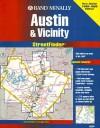 Austin & Vicinity Steetfinder (Streetfinder) - Rand McNally