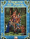 Agents of Faith: Crusaders of the Gods - Celeste DeAngelis, Evan Bernstein