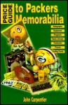 Price Guide to Packers Memorabilia - John Carpentier