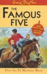 Five Go To Mystery Moor - Enid Blyton
