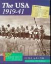 USA 1919-41 - Peter Mantin, Neil DeMarco