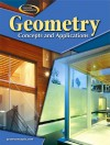 Geometry: Concepts and Applications - Glencoe/McGraw-Hill