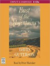 East of the Mountains (MP3 Book) - David Guterson, Peter Marinker
