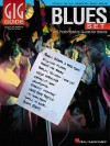 Blues Set (Bass/Drums/Gutitar/Vocal/Keyboard) (Gig Guide Series) - Hal Leonard Publishing Company