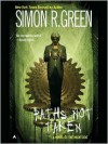 Paths Not Taken (Nightside Series #5) - Simon R. Green