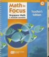 Hmh Math in Focus: Teacher's Edition Grade 1book B - Marshall Cavendish