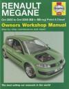 Haynes Renault Megane Owners Workshop Manual - R. M. Jex, A.K. Legg