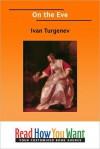 On the Eve - Ivan Turgenev