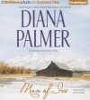 Man of Ice (Maggie's Dad) - Diana Palmer