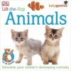 Lift-the-Flap: Animals (Baby Genius) - Angela Royston