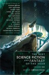 The Best Science Fiction and Fantasy of the Year Volume 6 - Nalo Hopkinson, Peter Watts, Jonathan Strahan, Neil Gaiman