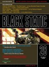 Black Static #28 (Black Static Horror and Dark Fantasy Magazine) - Andy Cox Editor, Carole Johnstone, Jon Ingold, Priya Sharma, Daniel Kaysen, Joel Lane, Christopher Fowler, Warwick Fraser-Coombe, David Gentry, Richard Wagner